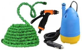 IBS Flexible water hose is a unique and new alternative 12 to the standard garden hose Pressure Washer