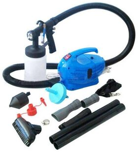 IBS Magic Paint 4 In 1 Paint Sprayer Vaccum Cleaner 5 Easy To Use Elite Painting Machine