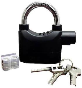 IBS set of 1 Security Shed Garage Bike;Motorbike;Door;1 Car Padlock Siren Alarm Lock .
