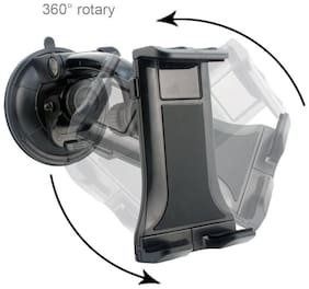 BROLAVIYA ICEBERG MAKERS.IN Headrest Suction Car Air vent Clip Car Holder Stand For Both Mobile Phones and iPad Galaxy Tablets Use size 4-10.1 inch