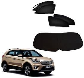 IMMUTABLE Magnetic Window Curtains for Hyundai Verna