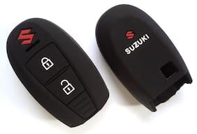 Immutable Silicone Key Remote Black Color Cover For Maruti All Latest Models