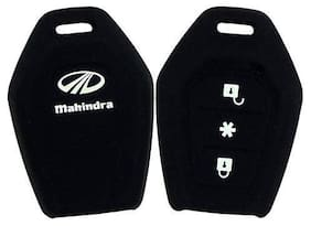 Immutable Silicone Key Cover For Mahindra Tuv 300 (Black)