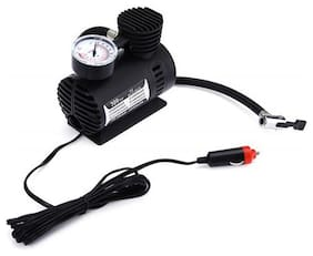 Indoselection 300PSI Tyre Inflator Air Pump Compressor - Black