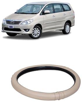 Innova Beige Steering Cover