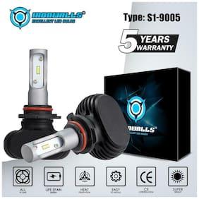 IRONWALLS 9005 HB3 LED Headlight Kit 2100W 315000LM Hi/Lo Beam Bulbs 6000K White