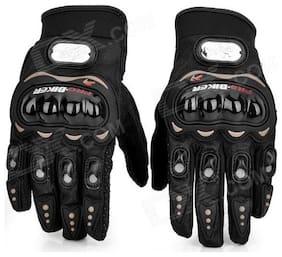 jain star Biker Gloves Pro biker Gloves - Bike / Motorcycle / Cycle Riding