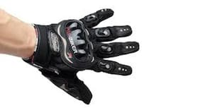 jain star Probiker Bike Riding gloves with Knuckle Protection