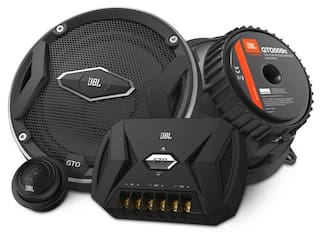 JBL GTO-509C 5-1/4 2- WAY CAR AUDIO COMPONENT SYSTEM