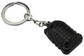 Jeezbier PUBG Black Bag Metal Key Chain