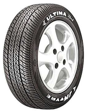 JK Tyres ULTIMA SPORT 4 Wheeler Tyre (165/65 R13, Tube Less)