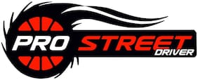 Just Rider car Stickers for Bumper (pro Street)