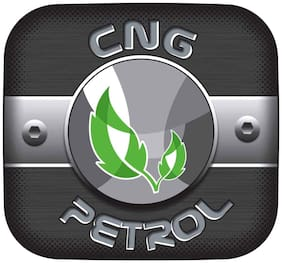Just Rider Sticker & Decal for Car & Bike CNG/PETROL