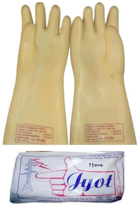 Jyoth Electrical Hand Gloves 33 KVA