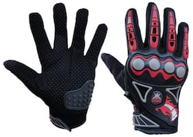 Kobo Probiker Imported Mesh Fabric Fire Roller Motorcycle Gloves