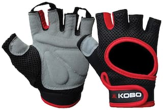 Kobo Fitness Weight Lifting Gloves / Gym Gloves