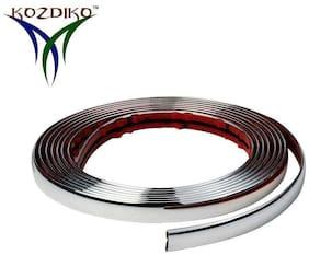 Kozdiko Car Side Window Beading Roll 20 m 10 MM for Maruti Suzuki Alto K10