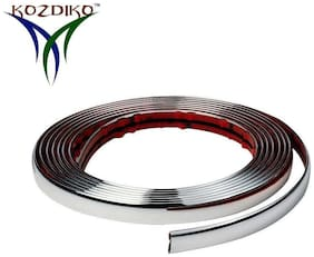 Kozdiko Car Side Window Beading Roll 20 m 10 MM for Honda Jazz