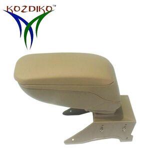 Kozdiko Car Armrest Console Beige RMA54 Maruti Alto K10