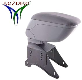 Kozdiko Car Armrest Console Grey RMA57 Maruti New Swift