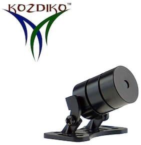 Kozdiko Car Styling Anti-Collision Led Laser Fog Lamp;Brake Lamp;Running Tail Light for Maruti Suzuki Ignis