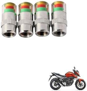 Kozdiko Premium Quality Bike Tire Pressure Air Alert For Honda CB Hornet 160R