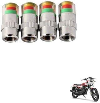 Kozdiko Premium Quality Bike Tire Pressure Air Alert For TVS Sports