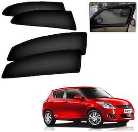 Kozdiko Premium Quality Simple Magnetic Sunshade Car Curtain for Maruti Suzuki New Swift (2011-Present)