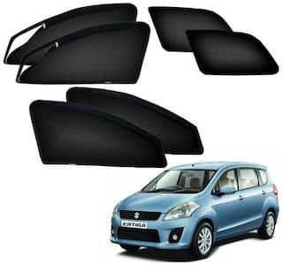 Kozdiko Premium Quality Zipper Magnetic Car Curtain for Maruti Suzuki Ertiga