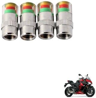 Kozdiko Premium Quality Bike Tire Pressure Air Alert For Suzuki GSX S1000f