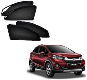 Kozdiko Zipper Magnetic Car Sunshades Curtain For Honda Wrv