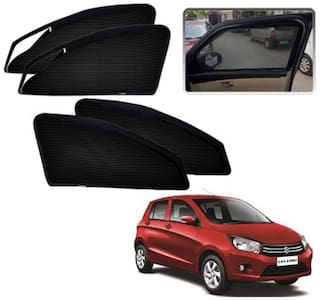Kozdiko Zipper Magnetic Car Curtain For Maruti Celerio