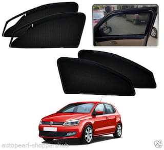 Kozdiko Zipper Magnetic Car Curtain For Volkswagen Polo