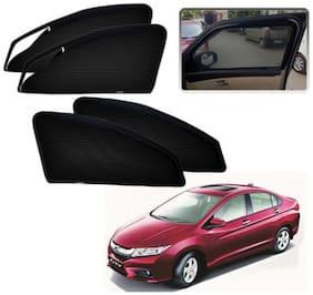 Kozdiko Zipper Magnetic Car Curtain For Honda City Ivtec before 2014