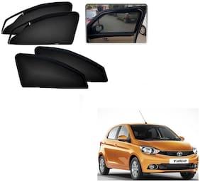 Kozdiko Zipper Magnetic Car Sunshades Curtain For Tata Tiago