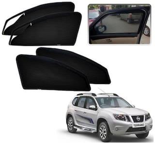 Kozdiko Zipper Magnetic Car Curtain For Nissan Terrano