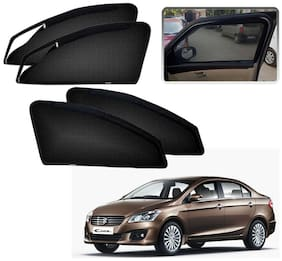Kozdiko Zipper Magnetic Car Curtain For Maruti Ciaz