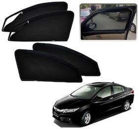 Kozdiko Zipper Magnetic Sunshade For Honda City Idtec
