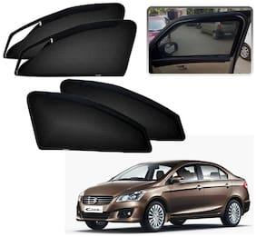 Kozdiko Zipper Magnetic Car Sunshades Curtain For Maruti Suzuki Ciaz