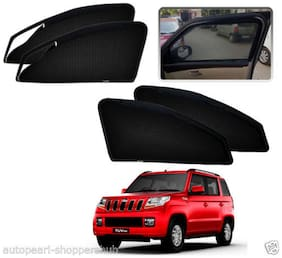 Kozdiko Zipper Magnetic Car Curtain For Mahindra TUV 300