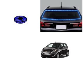 Kunjzone 5 Meters Waterproof Cuttable LED Lights Strip Blue For Chevrolet Spark