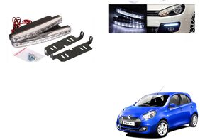 Kunjzone 8 LED Daytime Running Lights for Renault Pulse