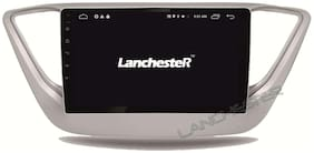 Lanchester Hyundai New Verna 9 inch Android 6.0 Marshmallow Navigation System With 1GB RAM 16 GB ROM