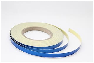 Laps of Luxury  12.7 mm (0.5 inch) wide Blue Radium Tape 7.31 m (24 Ft.)