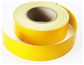 Laps of Luxury 5.08 cm (2 inch) Yellow Radium Tape 12 Ft
