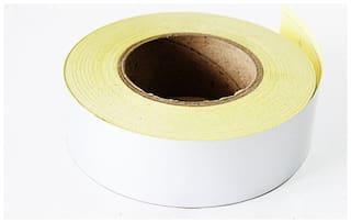 Laps of Luxury 5.08 cm (2 inch) White Radium Tape 24 Ft