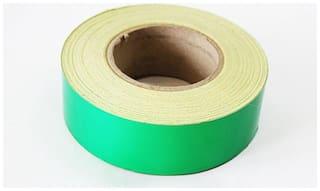 Laps of Luxury 5.08 cm (2 inch) Green Radium Tape 150 Ft