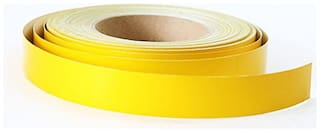 Laps of Luxury 2.54 cm (1 inch) Yellow Radium Tape 12 Ft