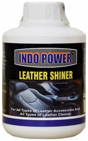 LEATHER SHINER 250ml.