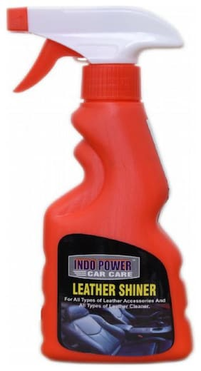 LEATHER SHINER SPRAY 250ml.